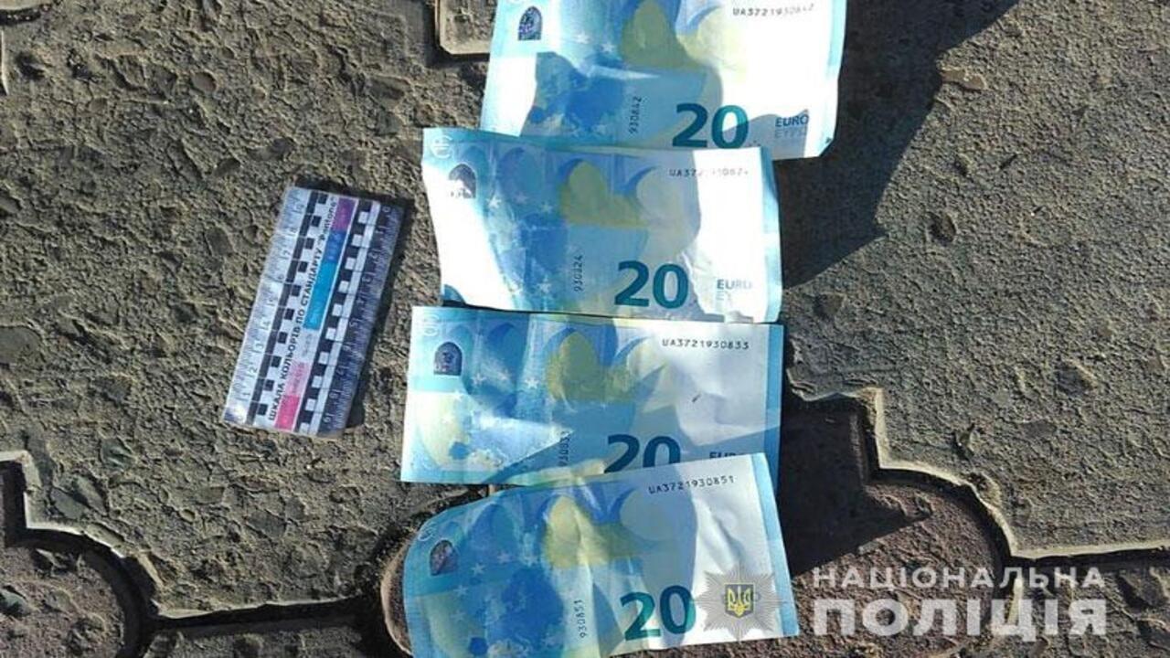 44-річний житель міста Монастириська намагався дати хабар патрульним поліцейським